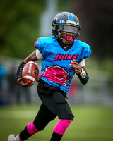 PeeWee vs East Orange Jags